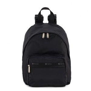 💕Mini black backpack